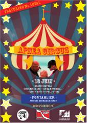 Apnéa Circus Pontarlier 2017
